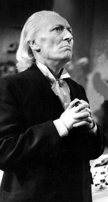 The first Doctor Who (William Hartnell) 1963 - 1966.