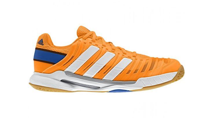 Adidas cipő Adipower Court Stabil 10.1 férfi narancs D66799-39 1/3