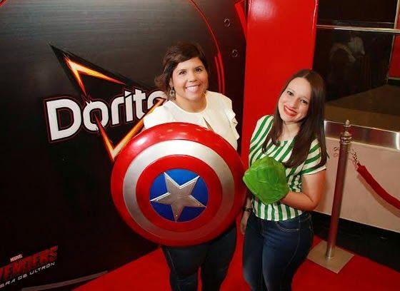 """Tirando Pegao: Doritos y Marvel concretan alianza para los aficionados de """"Avengers: La Era de Ultron"""""""