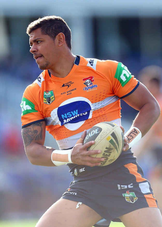 Dane Gagai, Newcastle Knights
