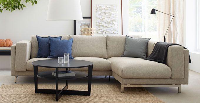 Ikea nockeby for Sofa nockeby