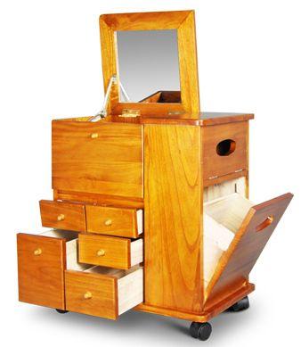 Schlafzimmer kommode tisch möbel multi funktion falten umweltschutz massivholz modernen eitelkeit tabelle 2