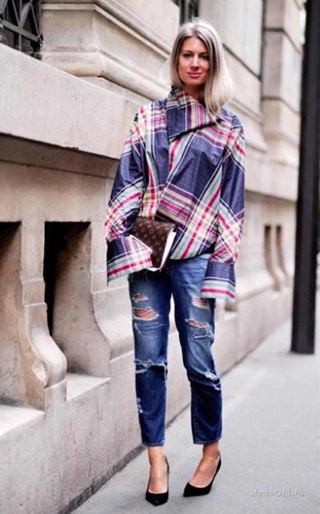 Уличная мода: Стиль Сары Харрис