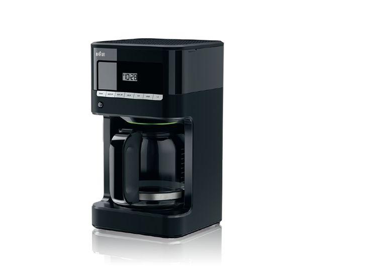 Brewsense drip coffee maker 12 cup kf7000bk drip