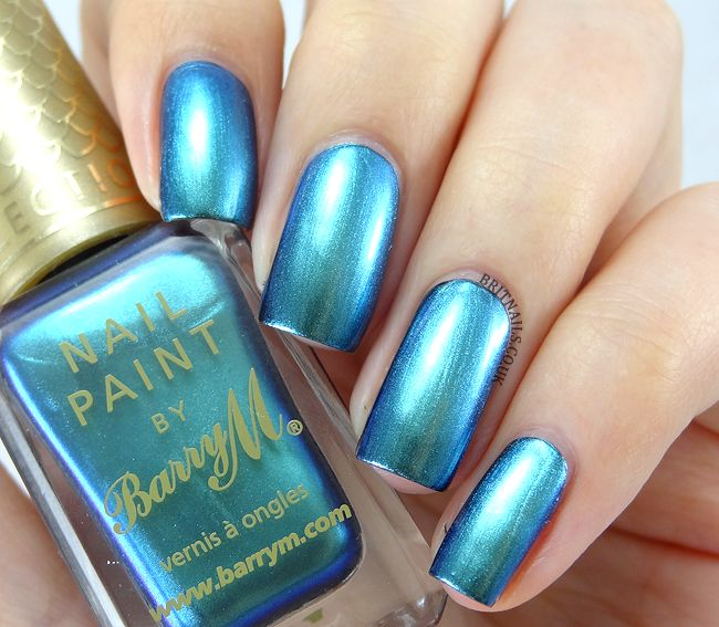 Barry M Pacific