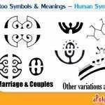 Polynesian Tattoo Symbols Meanings Human Enata #marquesantattoostat
