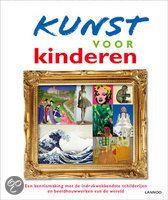 Kunst voor kinderen, site met lesideeën van juf Janneke