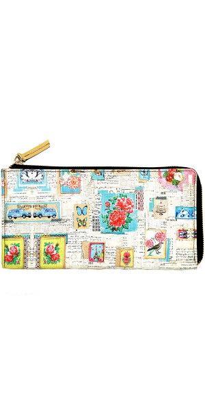 Ladies Wallet Stamp