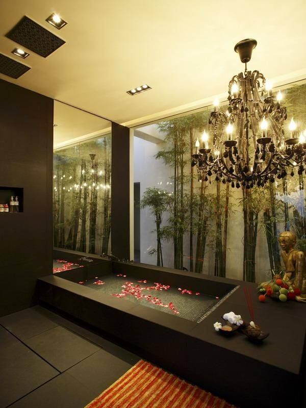 The serene luxurious bathroom in kamala phuket thailand how zen is this find this pin and more on tropical home interior ideas