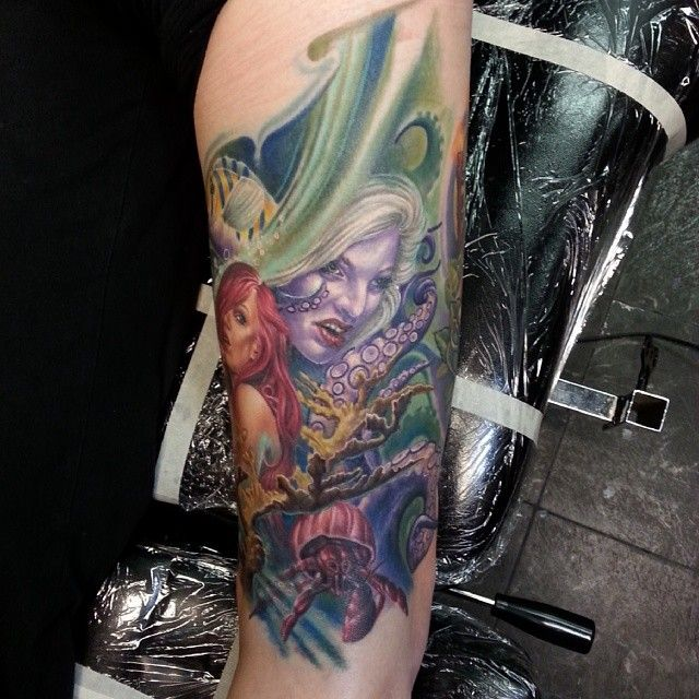 89 best images about tattooers on pinterest rocket for Oklahoma city tattoo shops