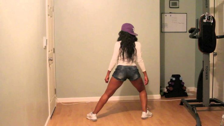 How to TWERK TUTORIAL and LEG/BOOTY WORKOUT by Keaira LaShae I LOVE THIS ONE!!