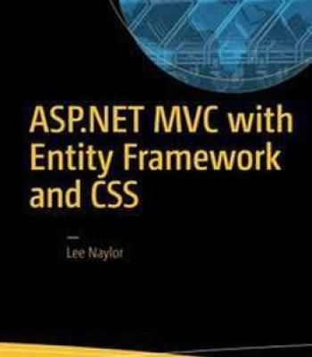 Asp.Net Mvc With Entity Framework And Css PDF