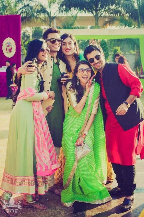 <3 pastel green suit with leheriya dupatta <3