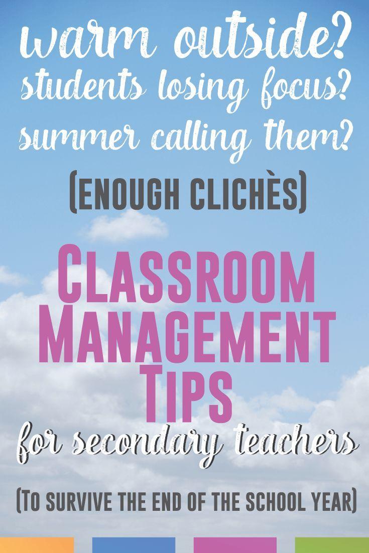 Classroom Management Ideas Year 1 : Best secondary teacher ideas on pinterest
