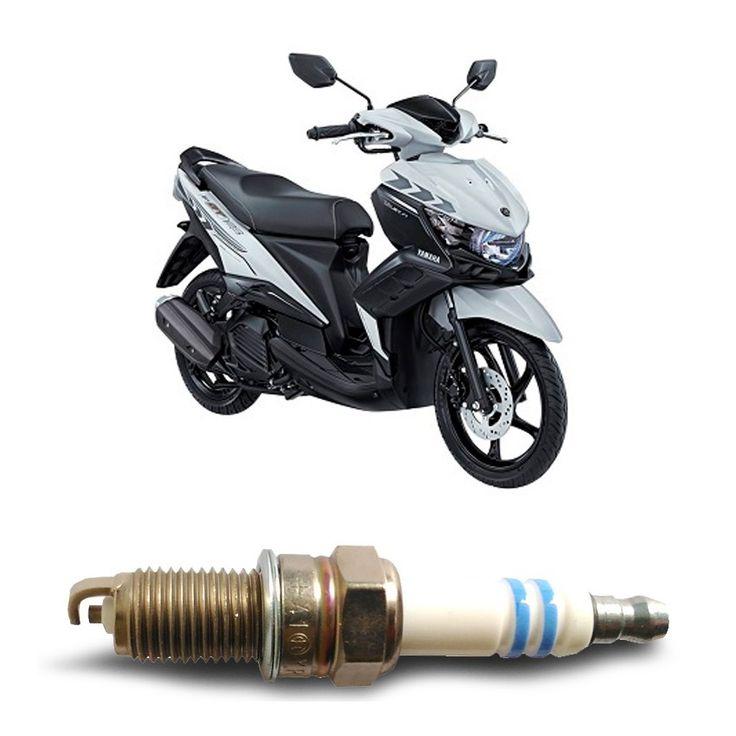 Bosch Busi Sepeda Motor Yamaha Mio U4AC - u/ Motor Merk yang Bagus dg Harga Murah  Kuat & Tahan Lama, Standard Pabrikan (OE like), Tidak Cepat Kering, Busi Berkualitas ORIGINAL dari BOSCH  http://klikonderdil.com/busi-motor/308-bosch-busi-sepeda-motor-yamaha-mio-u4ac-u-motor-merk-yang-bagus-dg-harga-murah.html  #bosch #busi #busimotor #busiterbaik #yamahamio
