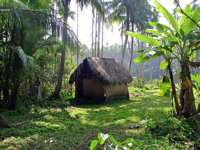 Village Hut, Bagerhat