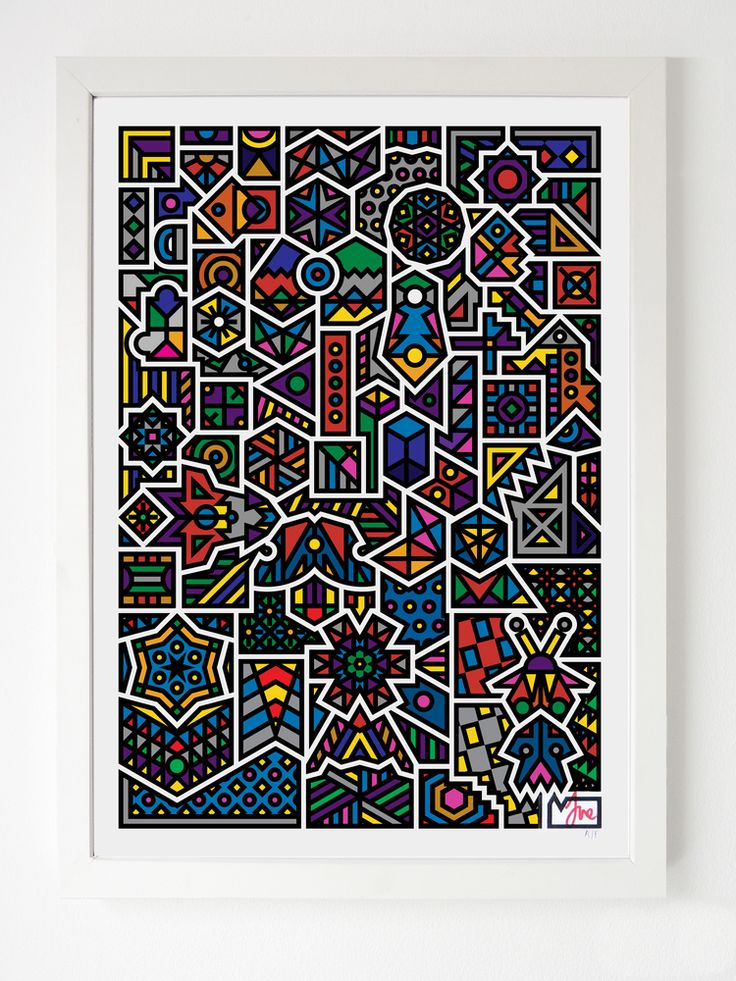 David David® — Don't Pass Go, A3 Giclée print