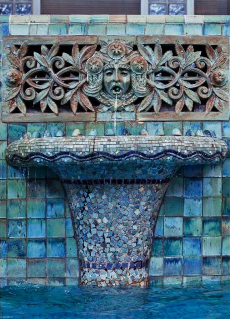 37 best art nouveau art d co en aquitaine images on - Piscine ronde nancy ...