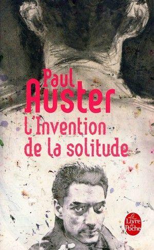 L'Invention de la solitude par Paul Auster