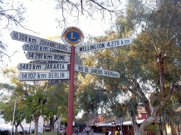 Alice Springs - OZ