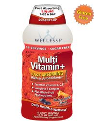 Liquid mulvitamin with b complex vitamins. We suggest a complete multivitamin, calcium and vitamin B12. We do not endorse specific bariatric surgery vitamin brands but want to let you know what is available