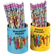 I can make this!!!!   Get The Point - Sharp Pencil Organizer