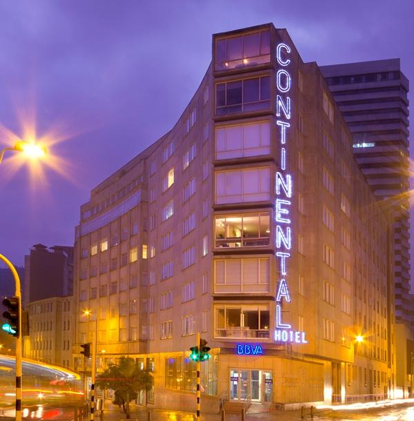 Reporte de Tranquilidad en Hotel Continental Bogotá