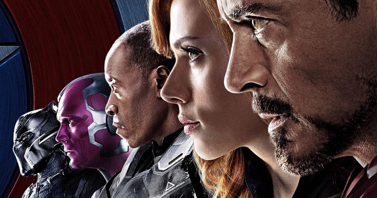 'Captain America: Civil War' TV Spots Tear the Avengers Apart -- Team Iron Man and Team Captain America square off in two new TV spots for 'Captain America: Civil War', while Don Cheadle talks Rhodey. -- http://movieweb.com/captain-america-civil-war-tv-spots-photos/
