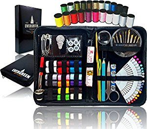 Sewing Kit, Expansive and Quality. 40 Spools of Thread, Beginner, Travel, Campers, Emergency sewing kit and more. Great gift Idea. https://www.amazon.com/SEWING-KIT-EXPANSIVE-Beginner-Emergency/dp/B015L46N96/ref=as_sl_pc_as_ss_li_til?tag=serendripple-20&linkCode=w00&linkId=14dcb30f2a180915dea3e053e153e8a8&creativeASIN=B015L46N96