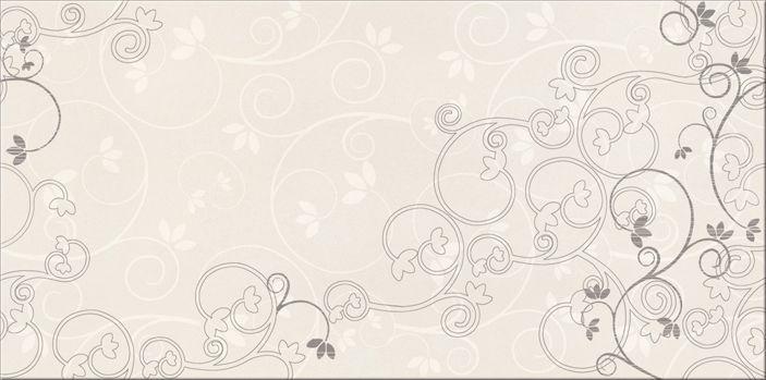 Faianta Crem cu Model Floral Gri Amarante Prin modelul pe care il formeaza, faianta decorativa de la Amarante reuseste sa realizeze decoruri de invidiat.