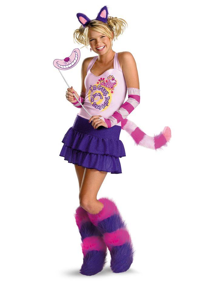 Cheshire Cat Tween Costume Again Lsd Pacifier And You  sc 1 st  Meningrey & Teenage Cat Costume - Meningrey