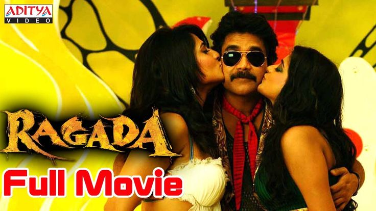 Ragada (2010) DVDRip Hindi Dubbed Movie Watch Online Free - Onlinemoviesvideos