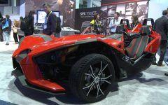 Dandy Street Legal 3 Wheel Motorcycle