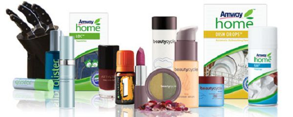 Amway Product Line