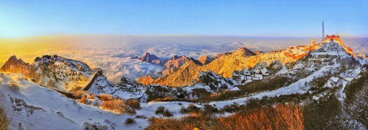 T'ai Shan: muntele sacru al chinezilor - ClubEnigma