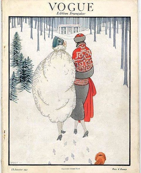 A Happy Winter Solstice to you all! ❤️ The Museum at FIT -Instagram #wintersolstice