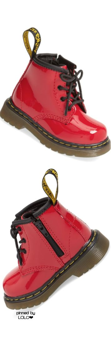 Baby Doc Martin's , if only I knew about them when my son was a baby.
