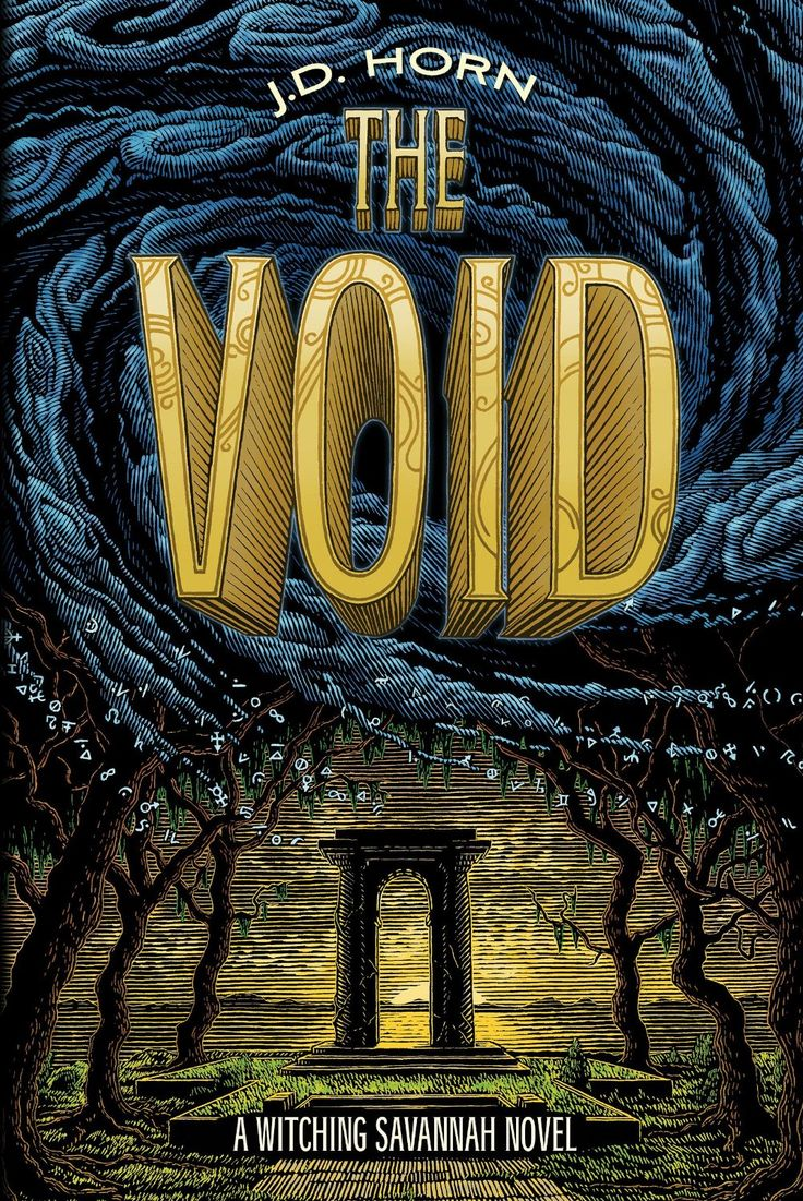 The Void (witching Savannah Book 3)  Kindle Edition By J D Horn  Paranormal E Booksbooks