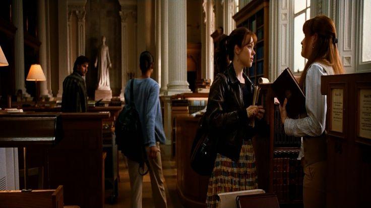 Жена путешественника во времени / The Time Traveler's Wife [2008] Библиотекарь Генри / Эрик Бана