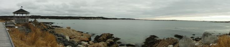 Beautiful Nova Scoita coast line in Terence Bay, NS  http://www.MervEdinger.com