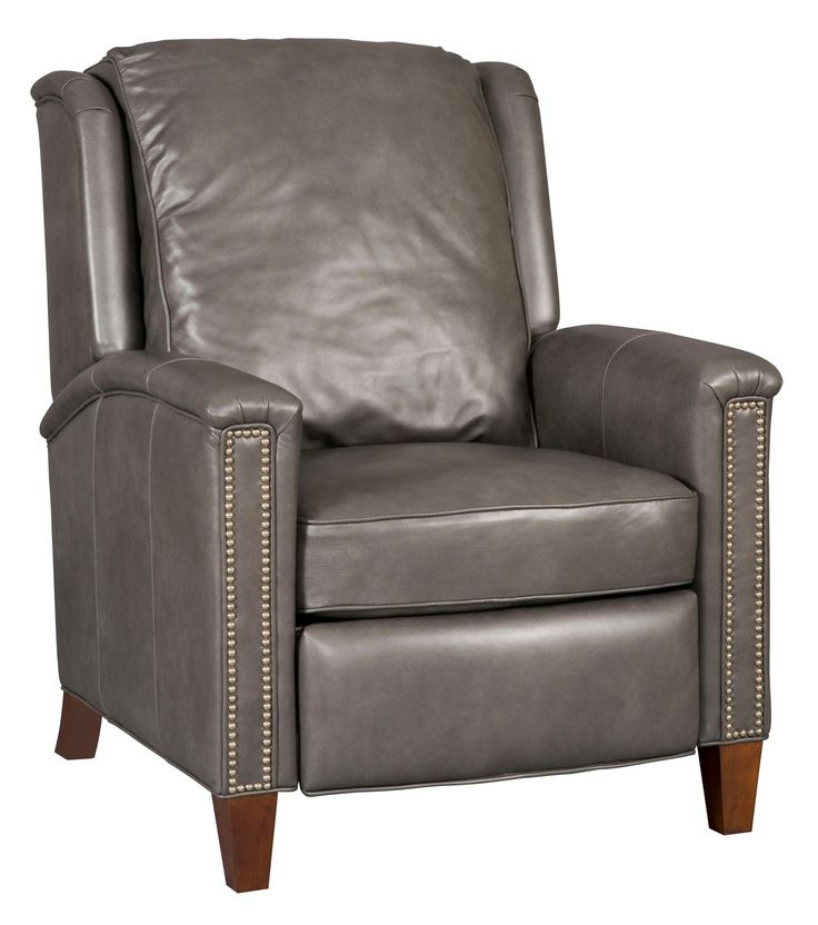 Reclining Chairs Transitional High Leg Recliner with Nailhead Trim by Hooker Furniture at Ivan Smith Furniture  sc 1 st  Pinterest & 82 best Recliners Chairs images on Pinterest | Recliners ... islam-shia.org