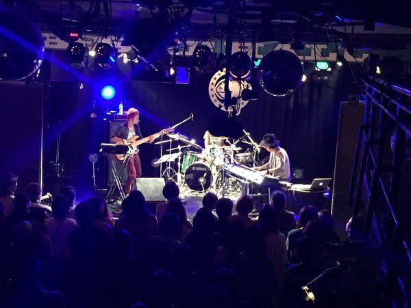 Schroeder-Headz、 札幌での初ワンマンライブ有り難うございました!  明日は札幌3days最終日。 PROVOにてソロライブ、宜しくお願いします。