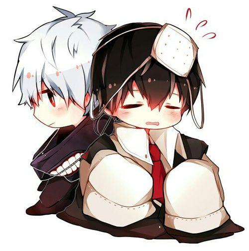 boy, chibi, and cute image