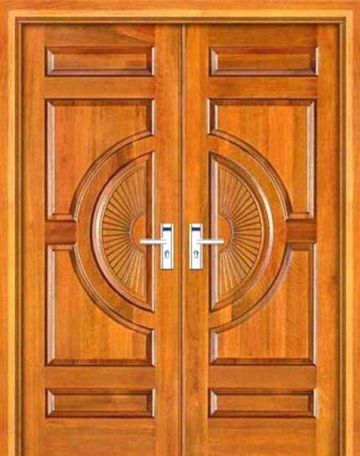 Modern Double Door Designs In 2020 Wooden Main Door Design Double Door Design Modern Wooden Doors