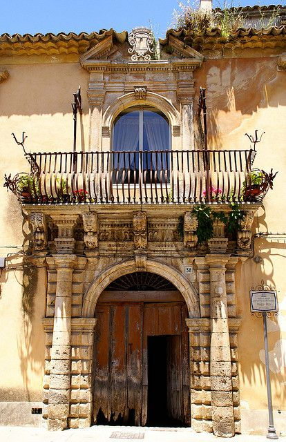 Palazzolo Acreide, Sicily, Italy