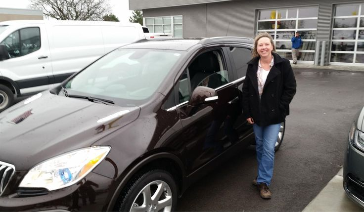 Lynette, we're so excited for all the places you'll go in your 2015 BUICK ENCORE!  Safe travels and best wishes on behalf of Kunes Country Ford Lincoln of Delavan and DANE ANDERSEN.