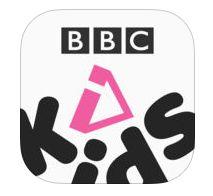 aplicaciones de televisión infantil - bbc