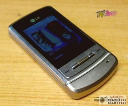 LG KE970 Shine Inox-metál, T-mobile/Telekom