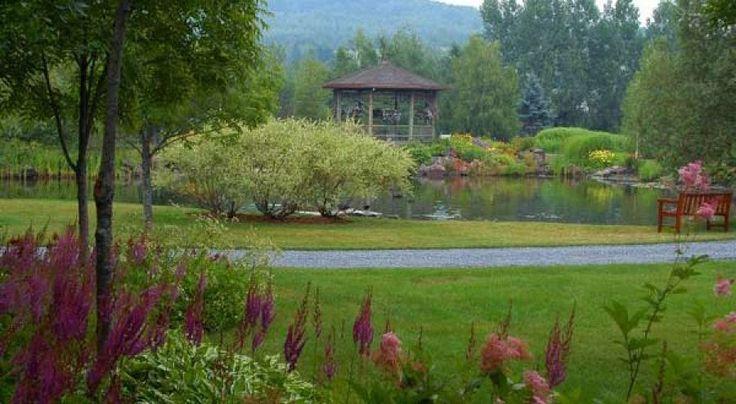 Les Jardins de la République Provincial Park