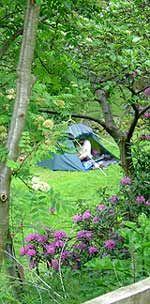 Field head campsite peak district